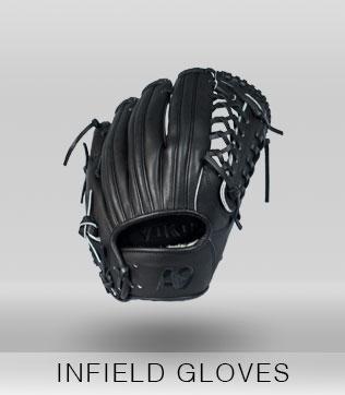 A9 Infield Gloves